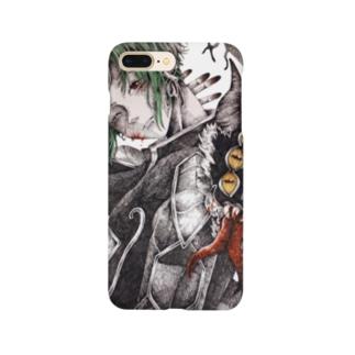 「龍使い」 Smartphone cases