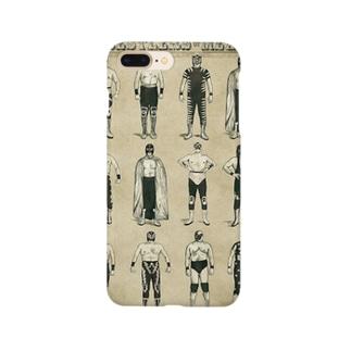 ルチャドール Smartphone cases