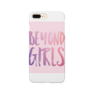 BEYOND GIRLS Smartphone cases