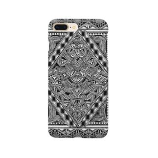 儀式的幾何学 Smartphone cases
