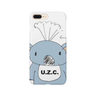 U.Z.C.潮吹きコアラ Smartphone cases