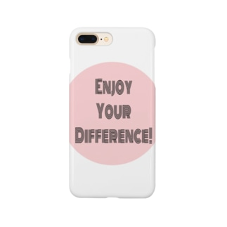 Enjoy Your Difference! Smartphone cases