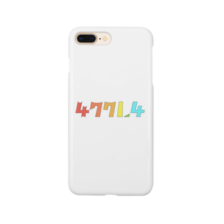 ogw_wedaの47714 Smartphone cases