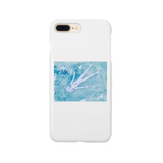 なみにまかせて Smartphone cases