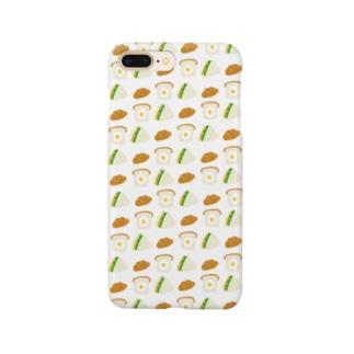 パンパンパン Smartphone cases