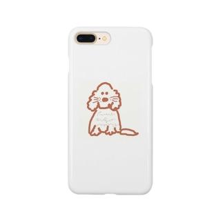 犬イッヌ(アメリカンコッカー) Smartphone cases