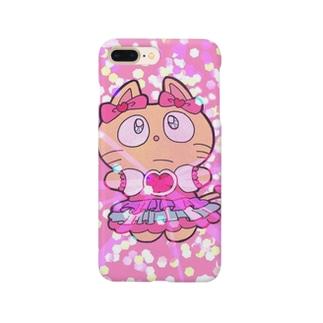 魔法少女ぬこ Smartphone cases
