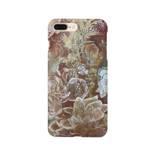 「憂愁」 Smartphone cases