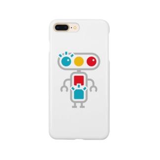 キャラクター Smartphone cases