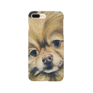 アンニュイポメ Smartphone cases