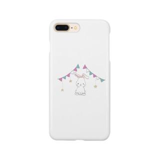 うさぎのPrincess Smartphone cases
