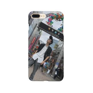 つっぱりすぎた福田iPhoneケース Smartphone cases