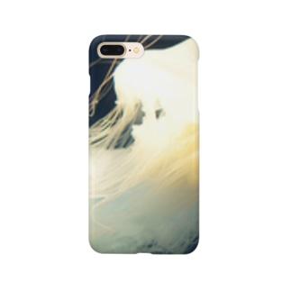 スナイロクラゲ Smartphone cases