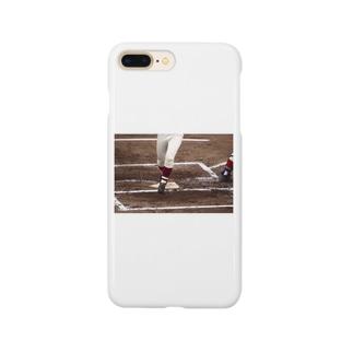 白球追いかける夏 Smartphone cases