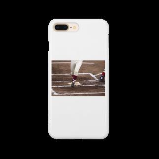 mutsumi_73の白球追いかける夏 Smartphone cases