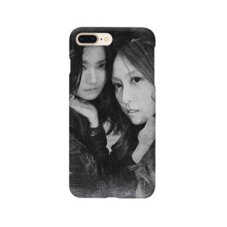バッドアスなバッドアスシリーズ Smartphone cases