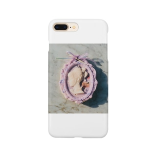 lady's profile 1 Smartphone cases
