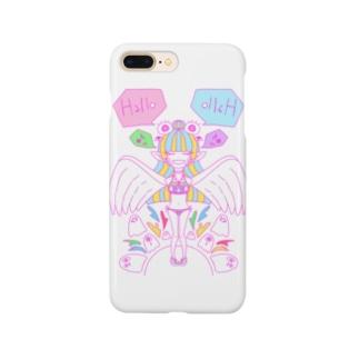 かわいいやつ Smartphone cases