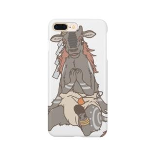 おしめ妖怪 牛鬼(ぎゅうき) Smartphone cases
