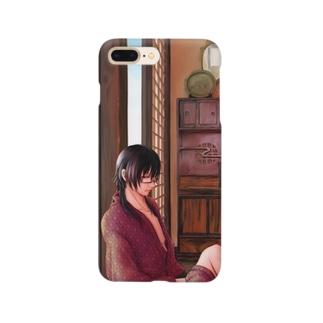 待ち人(ルイス) Smartphone cases