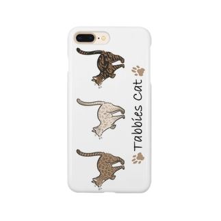 Tabbies Cat(ロゼット/ベンガル) Smartphone cases