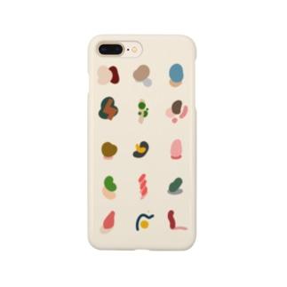ちびカラちび Smartphone cases