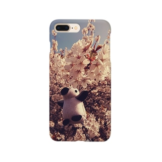空飛ぶペンギン Smartphone cases