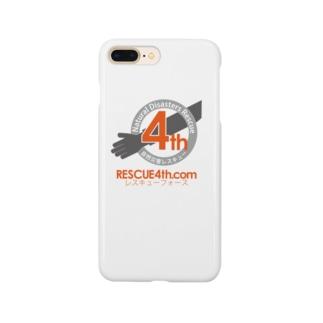 自然災害レスキュー RESCUE4th Smartphone cases