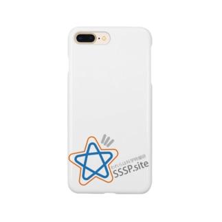 われらは科学特撮研 SSSP.site Smartphone cases