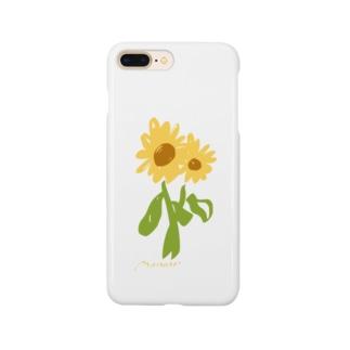 夏の象徴 Smartphone cases
