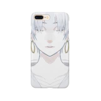 眠り Smartphone cases