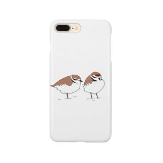 シロチ Smartphone cases