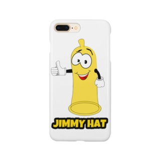 JIMMY HAT Smartphone cases