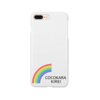 [公式] COCOKARA KIREI Smartphone cases