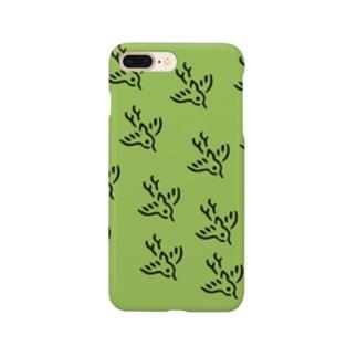 スズメの群れ Smartphone cases