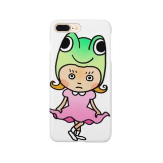 ゲコちゃん Smartphone cases