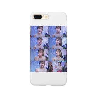 宇野実彩子スマホケース メモ帳 Smartphone cases