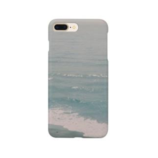 とおい国の海 Smartphone cases