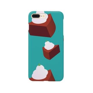 ちょこけーき Smartphone cases