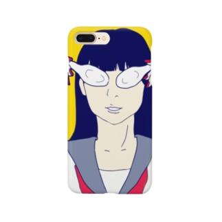 レンゲガール Smartphone cases