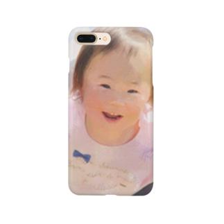 凪ちゃんのん Smartphone cases