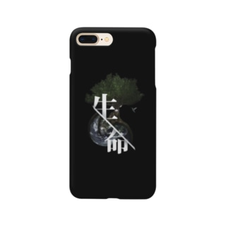 artwork:生命/スマホケース Smartphone cases