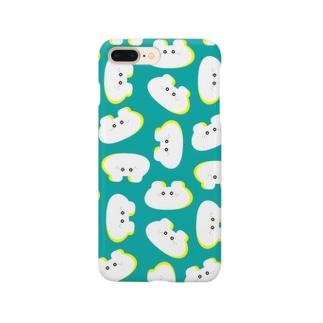 そばかすくまちゃん(いっぱい) Smartphone cases