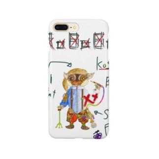 ROBOBO「コスケロボ」 Smartphone cases