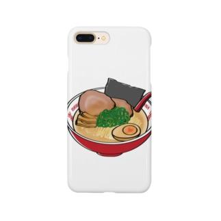 金星のおみせのラーメン Smartphone cases