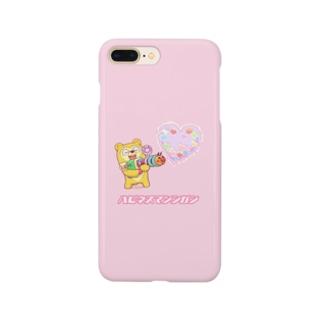 ハピネスマシンガン Smartphone cases