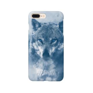 ウルフカット Smartphone cases
