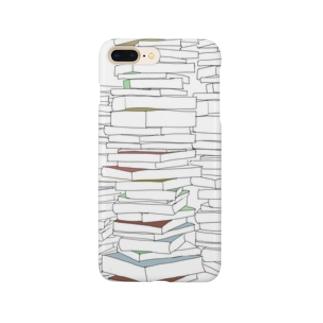 本の虫 Smartphone cases