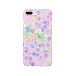 ロリポップ Smartphone cases