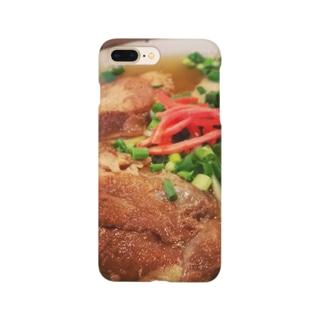 喰ットケ Smartphone cases